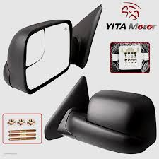 Truck Mirror Extenders Best Of Yitamotor Towing Mirrors For Dodge 02 ... Semi Truck Mirror Exteions Elegant 2000 Freightliner Century Class Mir04 Universal Clip On Truck Suv Van Rv Trailer Towing Side Mirror Curt 20002 Passenger Side Towing Extension Extenders Fresh Amazon Polarized Sun Visor Extender For Best Mirrors 2018 Hitch Review Awesome Exterior Body Cipa Install Video Youtube Want Real Tow Mirrors For Your Expy Heres How Lot Of Pics Ford View Pair Set 0408 F150 2pc Universal Clipon Adjustable