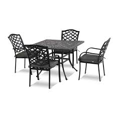 Contemporary Table And Chair Set / Aluminum / Garden / Home ... Chair 35 Awesome Modern Ding Room Table And Chairs Us 8990 White Minimalist Rattan Garden Set Wicker Small Chair Creative Leisure Outdoor Fniture Setin Buy Contemporary 5piece Includes 1 Unique Kitchen Sets Design Models Exciting Tables Images Amazoncom Simple Living Hayden Kids Metal Swing Bench 40 Coffee Square Glass Ch Hot Item Alinum Resin Wood Oval For Top Walnut Console Entry Way Table Tables