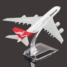 Amazoncom 16cm Airplane Metal Plane Model Aircraft A380 AUSTRALIA