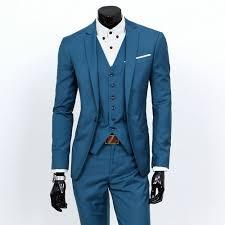 suit jacket vest trousers three piece sets 2017 new men u0027s