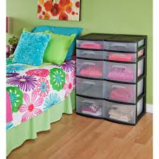 Sterilite 4 Drawer Cabinet 2 Pack by Sterilite 5 Drawer Tower Walmart Com