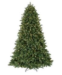 Classic Noble Fir Christmas Tree9 Ft70 InClear Lights 10503256