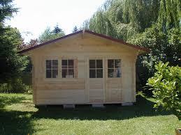 abris et chalets en bois standard et sur mesure de 6 à 12 m amexdeco