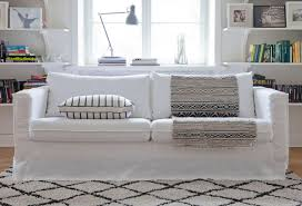 Karlstad Sofa Bed Cover Uk by The Linen Cover That Transforms Your Sofa Bemz