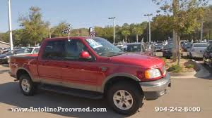 Autoline's 2002 Ford F-150 XLT FX4 Walk Around Review Test Drive ... Used 2002 Ford F150 Xlt Rwd Truck For Sale Port St Lucie Fl 2nb93695 Lariat Supercrew News Upcoming Cars 20 Ranger Low Miles Ford Ranger Reg Cab 23l Xl At Step Side Pickup T77 Indy 2012 Okchobee 2nc10006 For Sale Fx4 Off Roadext 99k Stk F350 For Nationwide Autotrader Supercrew White Blog Pickup Truck Item J6899 Gmcslam Regular Cab Specs Photos Modification Info