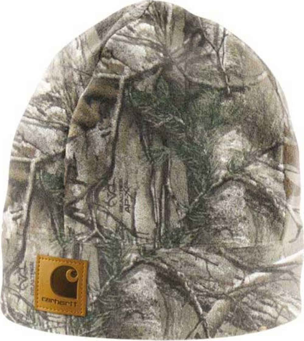 Carhartt Men's Realtree Xtra Camo Fleece Hat