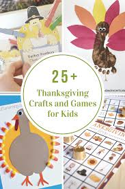 Halloween Mad Libs For 5th Graders by Thanksgiving Crafts And Games For Kids The Idea Room