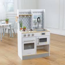 cuisine enfant kidkraft jouets des bois cuisine enfant en bois let s cook 53395 kidkraft
