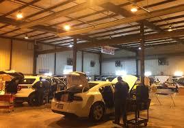 Jotto Desk Crown Victoria by Memphis Tennessee Location Fleet Safety