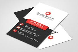 Vertical Business Cards by Designhub719