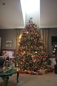 10 Ft Artificial Christmas Tree Firly Fbulous 12 Foot Trees