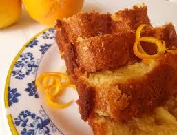 Orange Cake Without Eggs