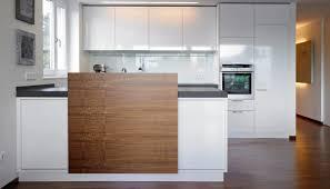 küche mit halbinsel offene küche für kleine räume