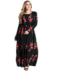 cheap maxi dress roses size aliexpress