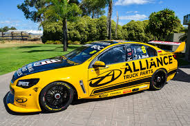 Andrew Jones Reveals 2017 Livery | Supercars