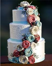 35 Most Stunning Flowery Wedding Cakes for a Dream Wedding EverAfterGuide