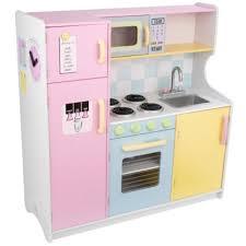 cuisine bois kidkraft cuisine enfant dinette en bois kidkraft 53181 voir vidéo