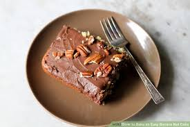 How to Bake an Easy Banana Nut Cake 7 Steps with