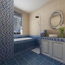 20x glass mosaik fliesen blau weiß 1 8 qm