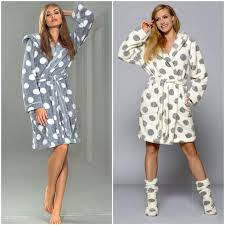 robe de chambre tres chaude pour femme peignoir femme polaire lepeignoir fr