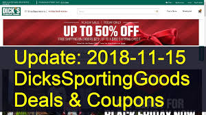 DicksSportingGoods Deals & Promo Codes - Black Friday (Update: 2018-11-15) Dicks Sportig Goods Recycled Flower Pot Ideas Pay Dicks Sporting Bill Advanced Personal Care Solutions Coupon Store Child Of Mine Carters Sporting Goods Coupon 20 Off 100 In Stores Christmas Black Friday Ad Hours Deals Living Rich Printable Coupons Online And Store 2019 Save Big On Saucony Running Shoes At The For Dickssportinggoodscom American Giant Clothing Code Dickssportinggoods Promo Codes Update 20181115 2018