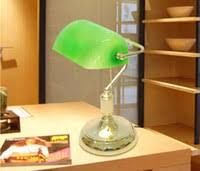 Bankers Lamp Green Glass Shade by Green Glass Desk Lamp Price Comparison Buy Cheapest Green Glass
