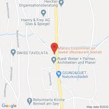 s esszimmer im seetal 5712 beinwil aargau sch