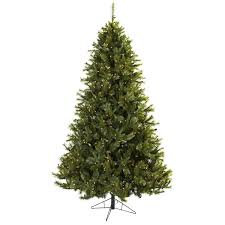 Vickerman Pre Lit Flocked Christmas Tree by Ty Pennington Style 7 5ft Cashmere Mixed Pine Christmas Tree With