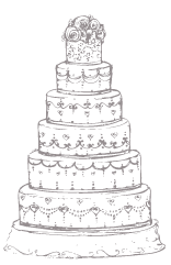 Book your consultation with one of our cake experts today