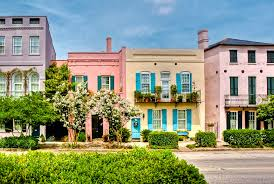 As With Much Art And Architecture From The Past There Are Many Legends Stories To Reasons Historic Rainbow Row Houses Were Painted In These