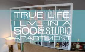100 500 Square Foot Apartment True Life I Live In A Studio