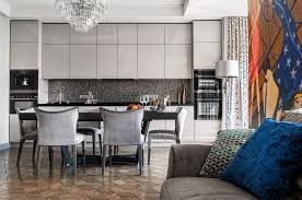 Taupe Color Living Room Ideas by Monochrome Taupe Color Interior With A Hint Of Art Deco Home