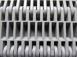 intralox series 400 grey flush grid plastic conveyor belt 2