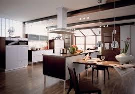 oligo gatsby offene küche mit esstisch modern küche