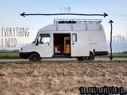 Van Dog Mike Hudson Traveller Rusty Conversion