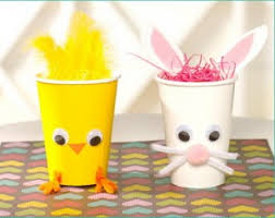 Easter Arts And Crafts 6 Ideas For You Your Kids To Enjoy CraftsPaper Cup