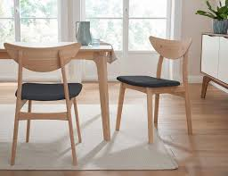 andas stühle chief 2 set holzstühle stühle polsterstuhl