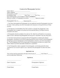 Real Estate Investment Contract Template Photography Monster