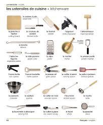instrument de cuisine ustensiles de cuisine liste maison design bahbe com