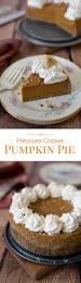 Skinnytaste Pumpkin Pie Cheesecake by Pressure Cooker Pumpkin Pie Pecan Sandies Pecan Sandies Cookies