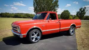 1967 Chevrolet C/K Truck For Sale Near Fredericksburg, Texas 78624 ...
