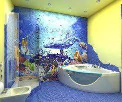 capricious sea bathroom accessories ocean theme bathroom decor