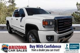 100 Sierra Trucks For Sale Certified PreOwned 2016 GMC 2500HD SLT Crew Cab Pickup In