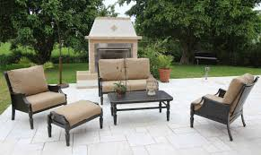 Strathwood Patio Furniture Cushions by Deep Seating Sets