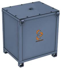 Steel Shipping Crates Enclosures
