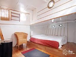 location chambre peniche location bateau à 5ème arrondissement iha 44938