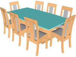 The Kitchen Clipart Table 3