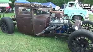 BUCKSHOT: 1927 Dodge Rat Rod Pickup Truck / Rat Rod Magazine Build ...