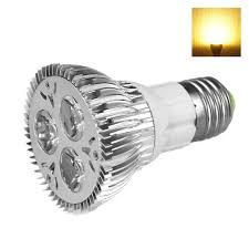 dimmable led spot light 3 3w e27 par20 led bulb small spotlight