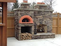 Spazio Wood Fired Pizza Oven By Alfa Forni - Grills'n Ovens Garden Design With Outdoor Fireplace Pizza With Backyard Pizza Oven Gomulih Pics Outdoor Brick Kit Wood Burning Ovens Grillsn Diy Fireplace And Pinterest Diy Phillipsburg Nj Woodfired 36 Dome Ovenfire 15 Pizzabread Plans For Outdoors Backing The Riley Fired Combo From A 318 Best Images On Bread Oven Ovens Kits Valoriani Fvr80 Fvr Series Backyards Cool Photo 2 138 How To Build Latest Home Decor Ideas